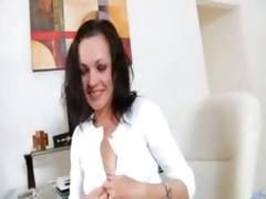 Dildo Screwed Claudia Adkins