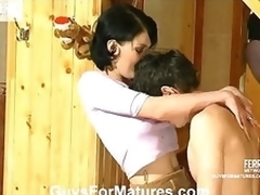 Flora&Timothy wicked mature video