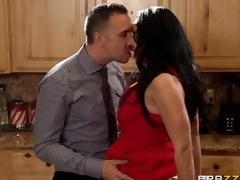Office hottie Isis Love gets her co-workers cock
