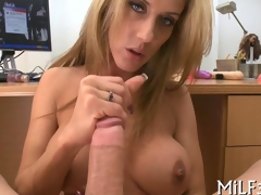 milf gets anal plowed and the pounding is remarkable