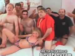 Summer UK Bukkake Combo unite With Dirty D And His Members