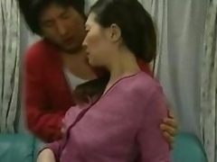 Japanese mature woman is a hotty part4