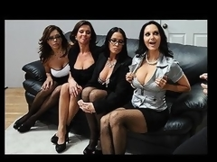 Keiran is hard crammed to find a fresh assistant...especially after all 4 applicants prove themselves to be equally qualified.  The only thing to do is to invite Ava, Francesca, Vanilla and Veronica to one final group interview where each one can prove that they have the superlatively wonderful assets for the open position!